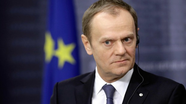 European Council President Donald Tusk.(Reuters / Ints Kalnins)