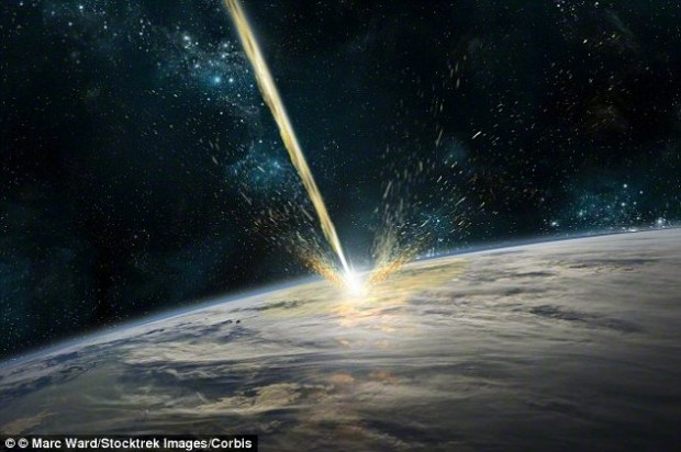 Earth may be in great danger as the sun's path through the galaxy sends comet flying towards our planet, scientists have warned. The doomsday events are linked to the motion of the sun and its family of planets through the dense mid-plane of the Milky Way