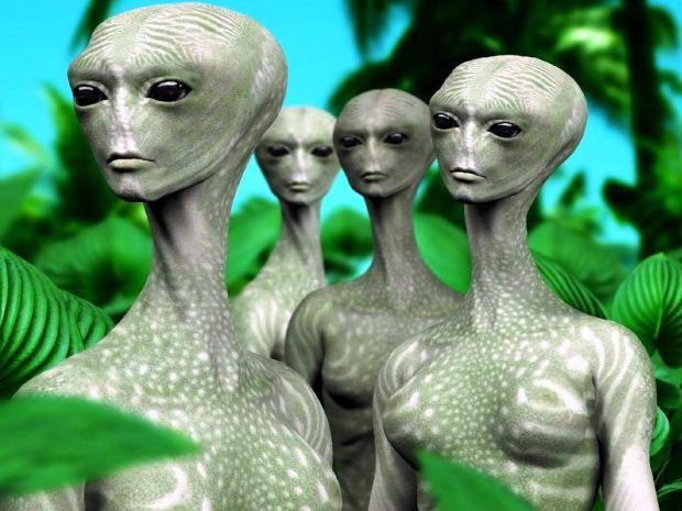 Vida-Extraterrestre