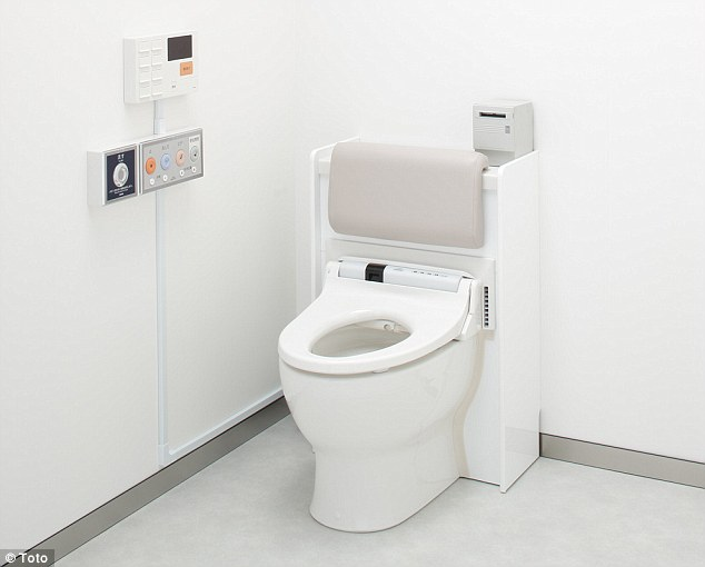 Imagine a toilet that can double up as a doctor, telling you if you're at risk of a range of diseases every time you need to relieve yourself. That's exactly what one Japanese company has created with the Flowsky toilet which acts as a device to measure urine flow rates