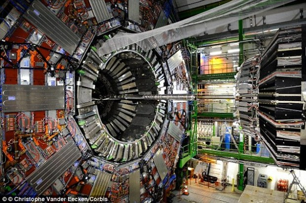 In May 2015, the LHC set a new record for smashing sub-atomic particles together. After a wait of more than two years while the world's biggest particle accelerator was upgraded, it reached energies twice as high as possible before