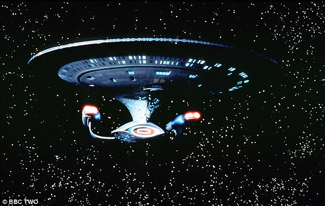 The technology has been dubbed the 'warp drive' for its similarity to the power plant from the fictional Star trek series.