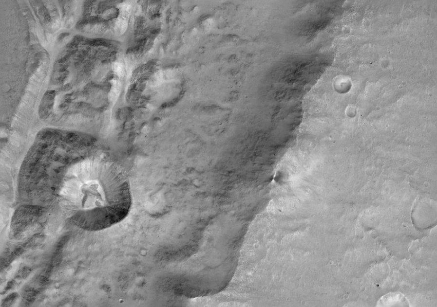 Mars close-up