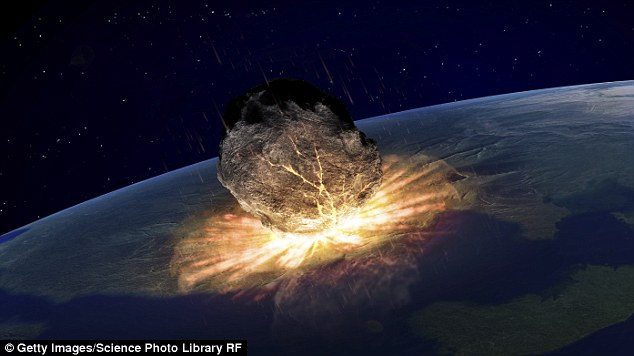Last year Nasa detected an object, that could be a comet or an asteroid, on a path towards Earth. One self-proclaimed astronomer has come up with an alternative theory, suggesting the asteroid will crash into Earth and trigger a mega-tsunami