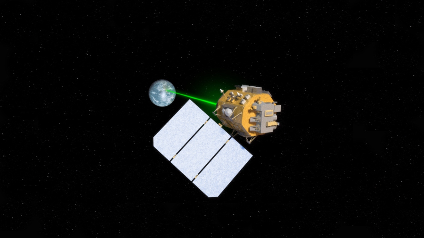Several upcoming NASA missions will use lasers to increase data transmission from space.
