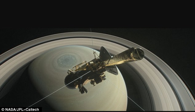 Twenty years after leaving Earth, NASA's Cassini spacecraft is set to embark on the 'thrilling final chapter' of its life. The craft has circled Saturn for 13 years  – but now, it's running low on fuel