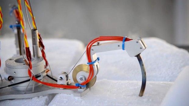 A robotic claw