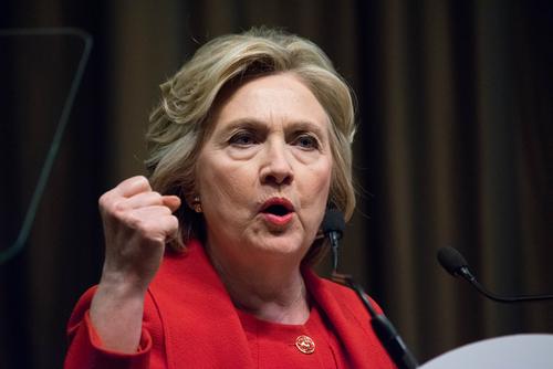 Hillary-Fist