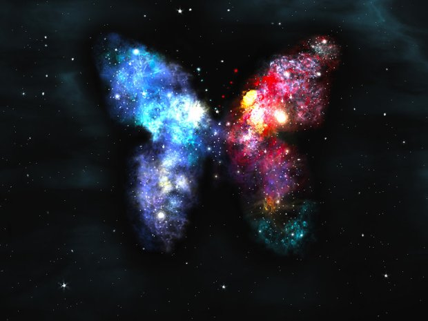 Image result for space butterfly