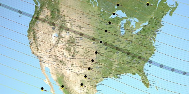 NASA/JPL Education – Teachable Moment: Get Students Excited About Science With This Month's Total Solar Eclipse