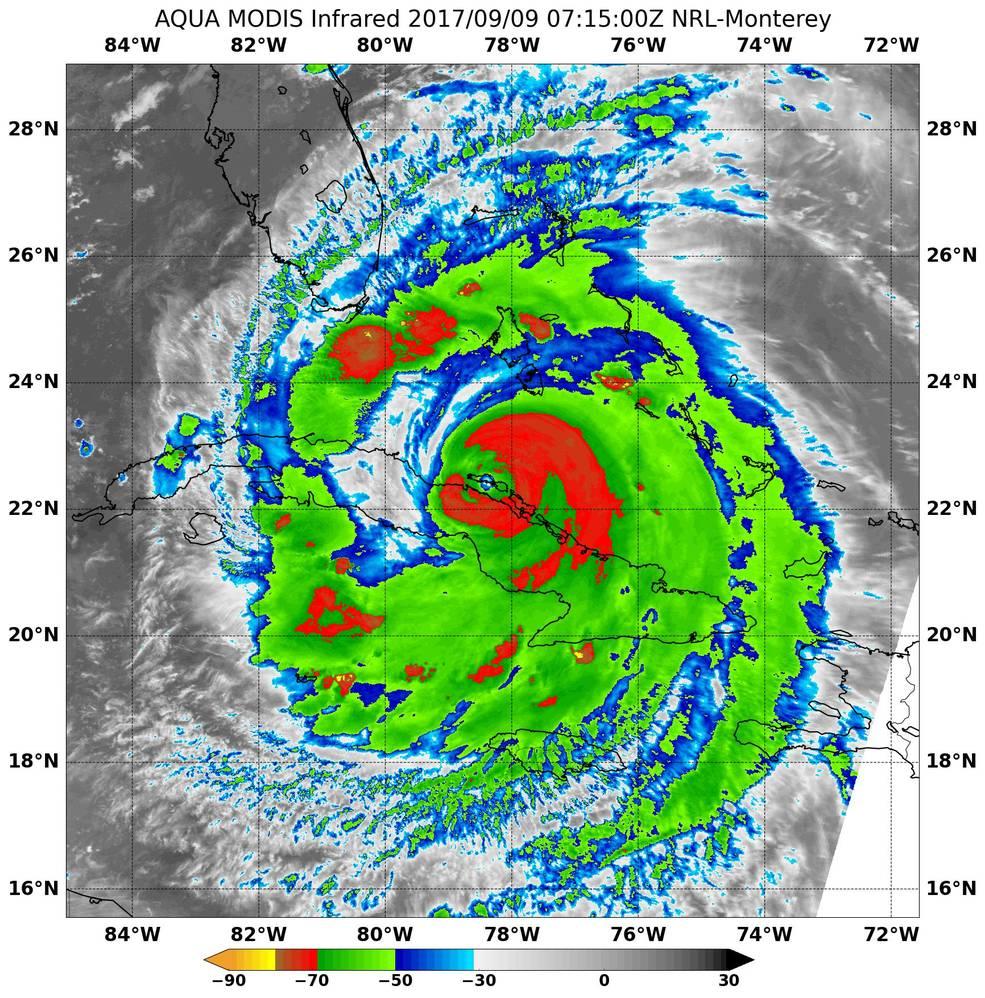 Aqua image of Irma