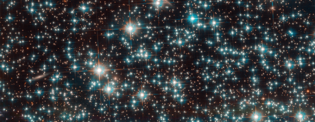Hubble Accidentally Discovers a New Galaxy in Cosmic Neighborhood